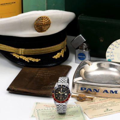 Rolex GMT-Master und seine Geschichte