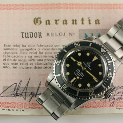 Tudor Model Number Guide