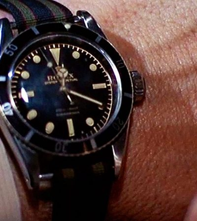 James Bond – Rolex Submariner Ref. 6538