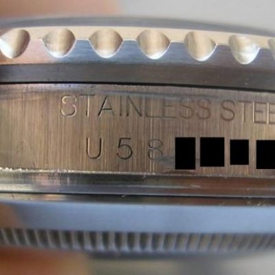 Rolex – Serial Number's