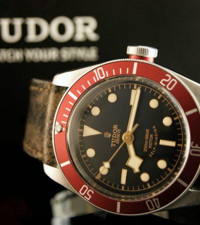 Tudor Heritage Black Bay Ref. 7922R