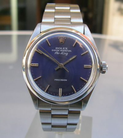 Rolex Air King Ref. 5500