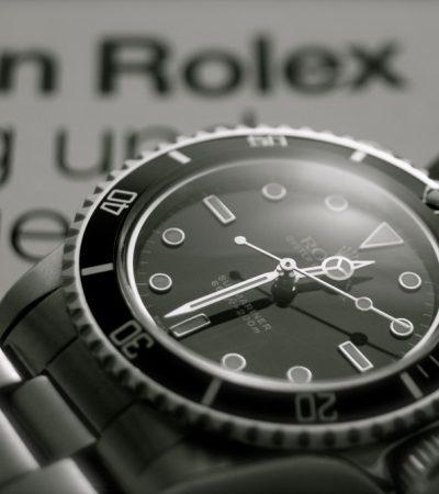 Rolex Submariner R Serie Ref. 5513