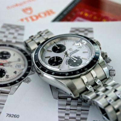 Tudor Oysterdate Chrono Time Ref. 79260