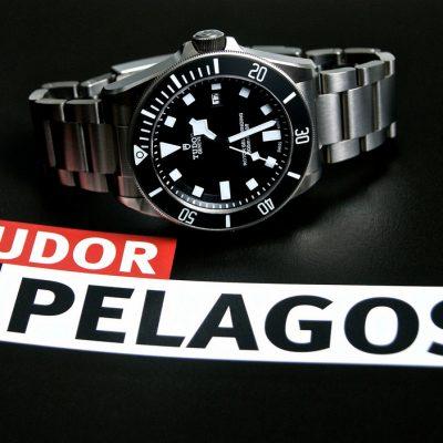 Tudor Pelagos Ref. 25500TN