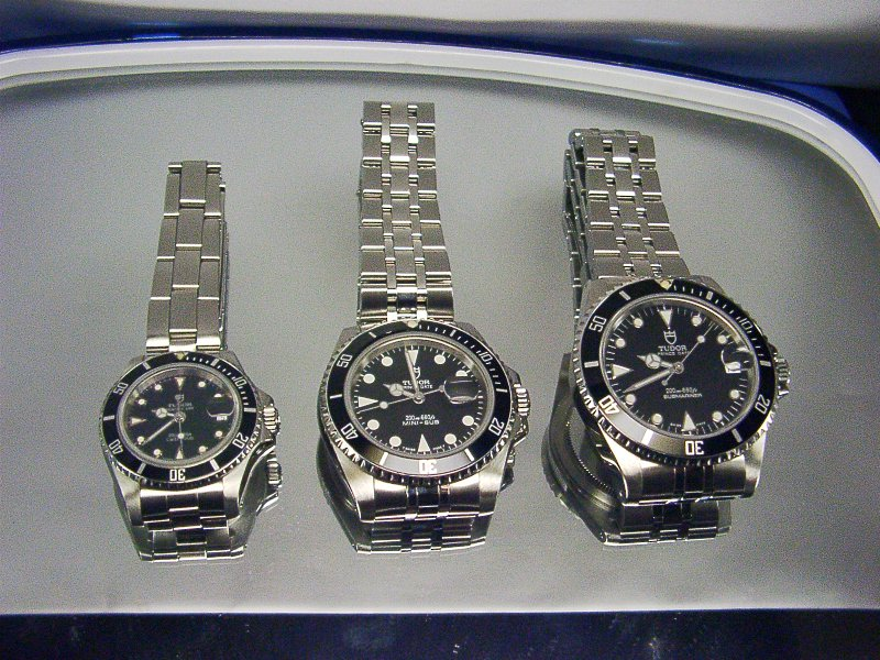 Tudor-Submariner-Family