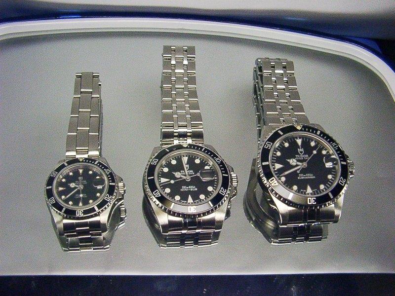 Tudor-Submariner-Family