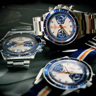 Tudor Heritage Chrono Blue – Ref. 70330B