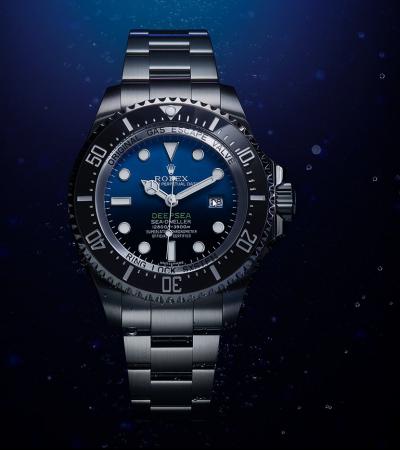 Rolex Präsentiert die neue Rolex Deepsea