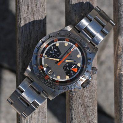 Tudor Ref. 7032 Homeplate Chronograph