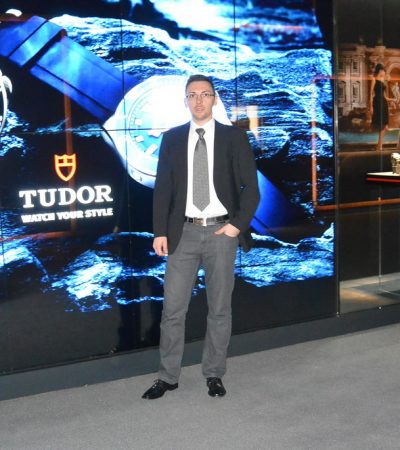Tudor-Passion @ Baselworld 2015