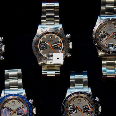 HODINKEE Innerhalb der Archiven der Tudor Watch Company
