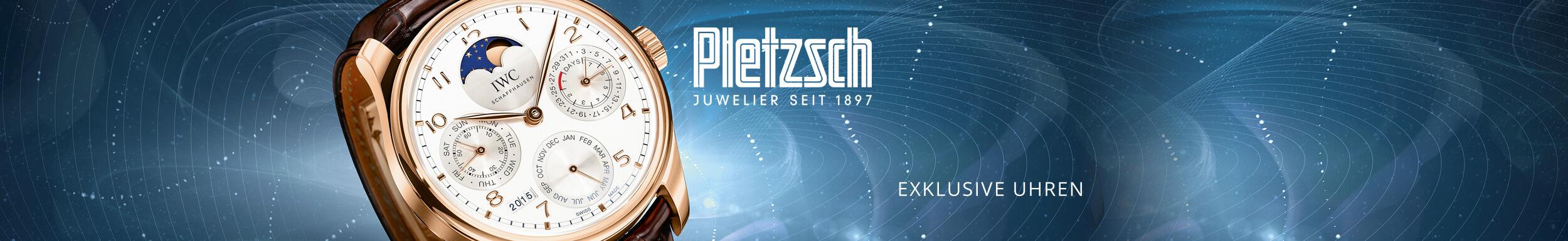 Juwelier Pletzsch kommt nach Karlsruhe