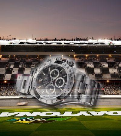 Daytona und die Geschichte des Cosmograph Daytona