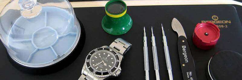 Einmalige Bilder Einer Rolex Submariner Aufarbeitung Tudor Passion