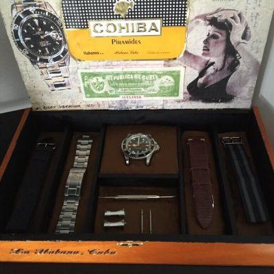 DIY Uhrenbox – Uhrenbox Selbst Gemacht