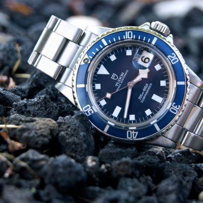 Tudor Submariner Snowflake Ref: 9411/0