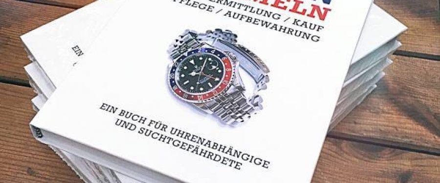 Buch Tipp – Armbanduhren sammeln