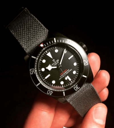Tudor Heritage Black Bay Dark! Baselworld News!
