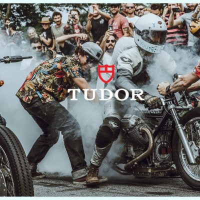 TUDOR X WHEELS AND WAVES