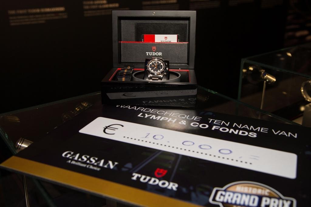 Tudor und das Historic Grand Prix in Zandvoort 2016