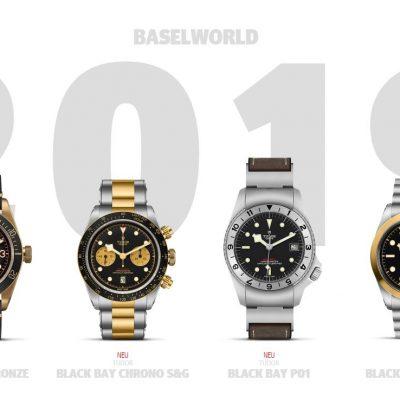 Tudor BaselWorld 2019 Neuheiten